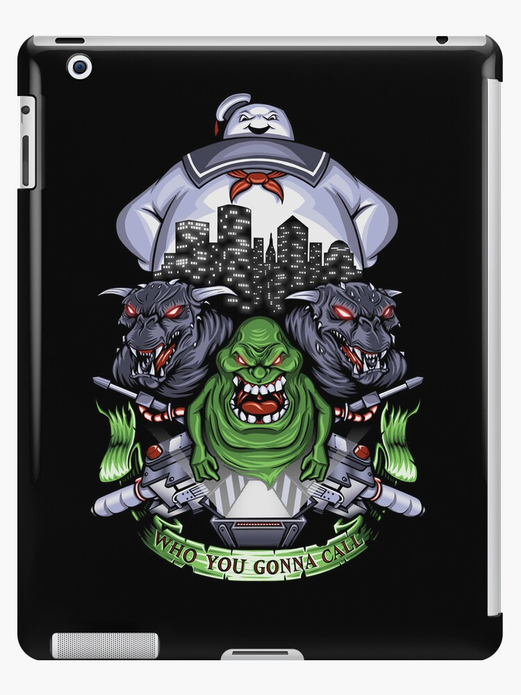Who You Gonna Call? - Ipad Case by TrulyEpic