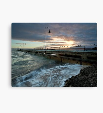 www.LyndenSmith.com - Portarlington Canvas Print