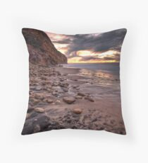 www.LyndenSmith.com - Bells Beach Throw Pillow