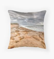 www.LyndenSmith.com - Barwon Heads Throw Pillow