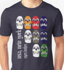 skull by rogers brothers Unisex T-Shirt