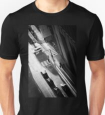 White Car T-Shirt
