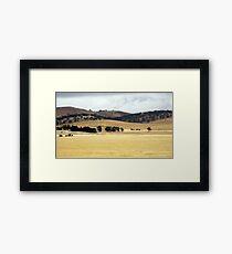 Rural South Australia Framed Print