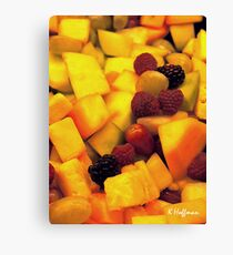 Berry Berry Good Canvas Print