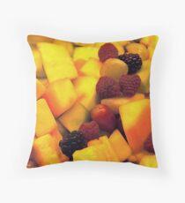 Berry Berry Good Throw Pillow