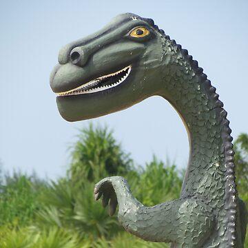 Eco Dinosaur, Batticaloa, Sri Lanka by martina