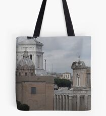 Where History Still Stands Tote Bag