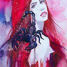 Zodiac Scorpio by Slaveika Aladjova