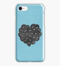Heart of Soot iPhone Case/Skin