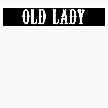 Old Lady by toxtethavenger