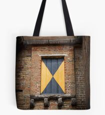 Mystery Window Tote Bag
