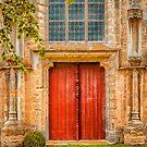 Church Door by FelipeLodi