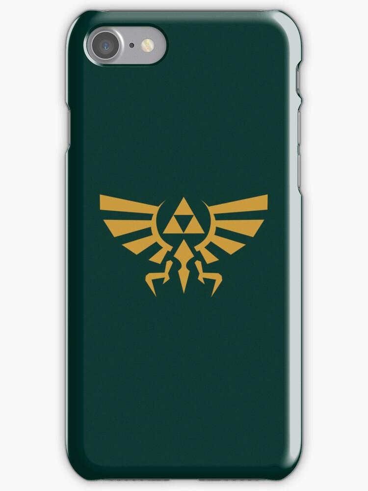 Zelda Triforce by Hyruler