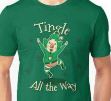 Tingle All the Way Unisex T-Shirt