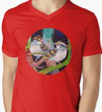 White-throated sparrows painting - 2012 T-Shirt