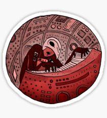 The Phantom Winslow Leach Sticker