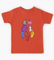 Jumping Pikmin Kids Clothes