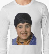 Josh Peck Portrait Long Sleeve T-Shirt