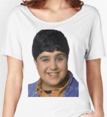 Josh Peck Portrait Women's Relaxed Fit T-Shirt