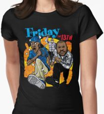 Friday the 13th Tailliertes T-Shirt