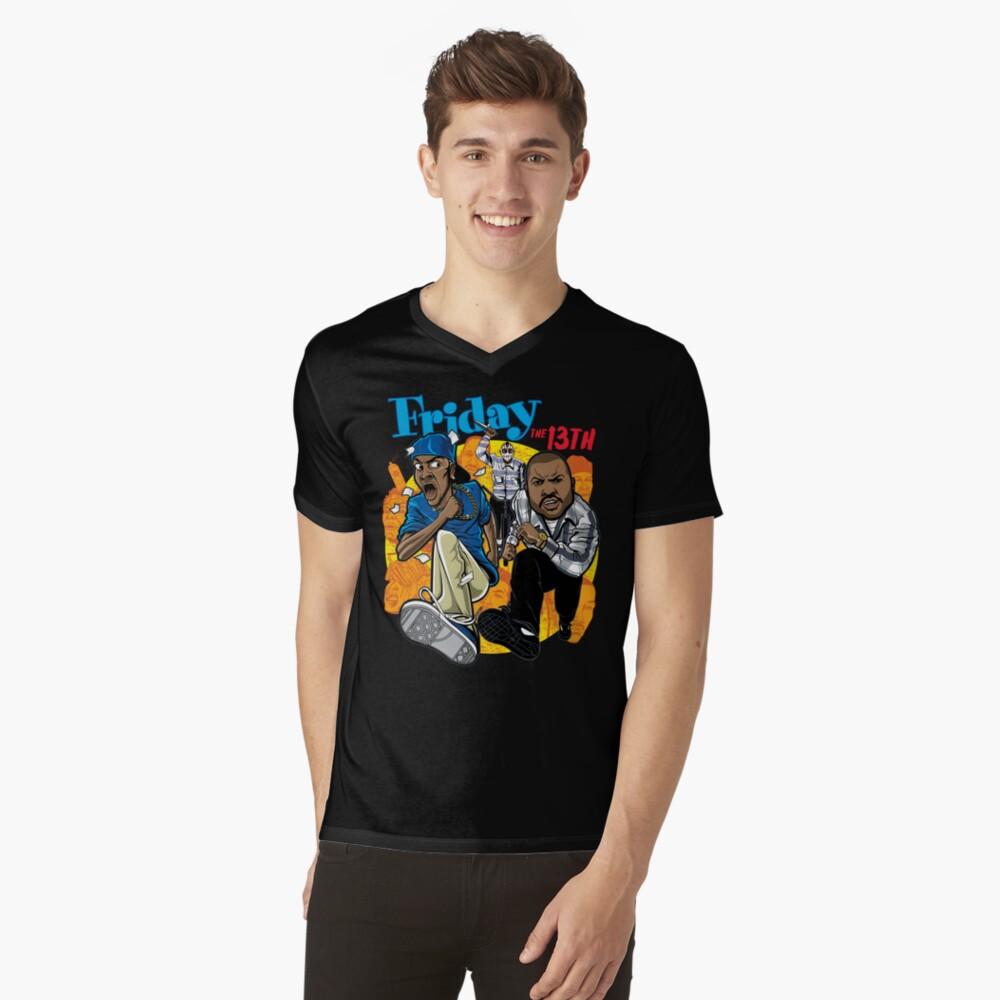 Friday the 13th V-Neck T-Shirt