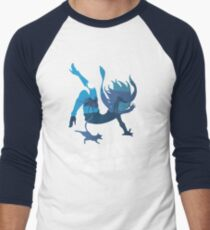 Gravity Rush Men's Baseball ¾ T-Shirt