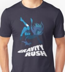 Camiseta ajustada Gravity Rush