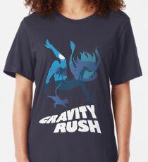 Gravity Rush Slim Fit T-Shirt