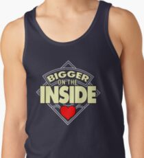 WHO has the Bigger Heart? Tank Top