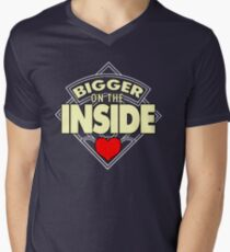 WHO has the Bigger Heart? T-Shirt