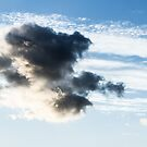 Teddy bear cloud by OlivierImages