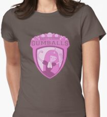 The Candy Kingdom Gumballs Womens Fitted T-Shirt