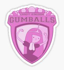 The Candy Kingdom Gumballs Sticker