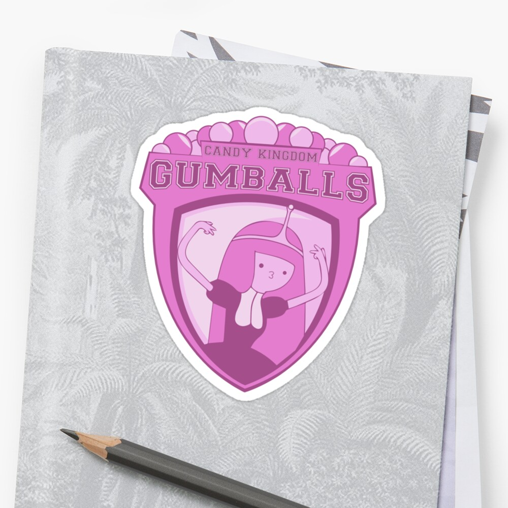 The Candy Kingdom Gumballs by Tanner Johnston