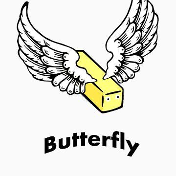 Butterfly by jesselego