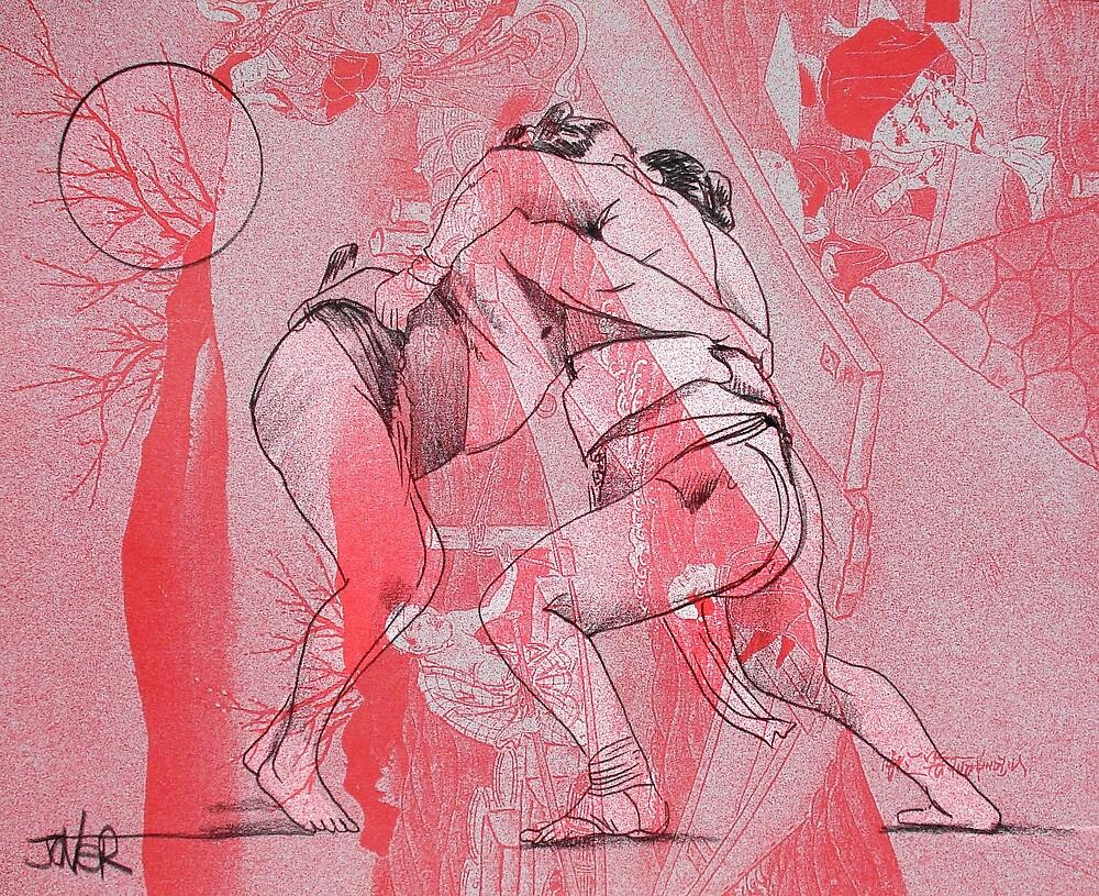 sumo by Loui  Jover