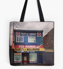 Paints & Wallpaper Tote Bag