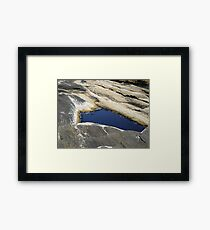 Tidal Pool Framed Print