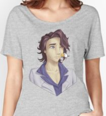 Professor Sycamore-Amie! Women's Relaxed Fit T-Shirt