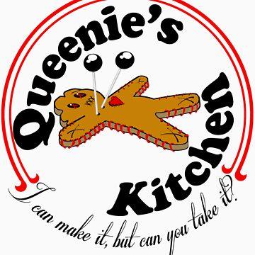 Queenie's Kitchen by SholoRobo
