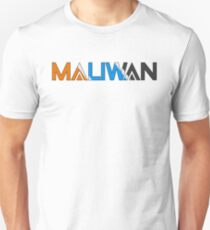 Maliwan Logo V2 Slim Fit T-Shirt
