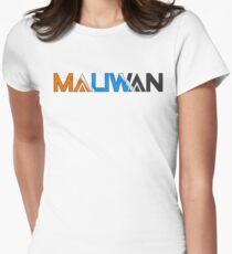 Maliwan Logo V2 Women's Fitted T-Shirt