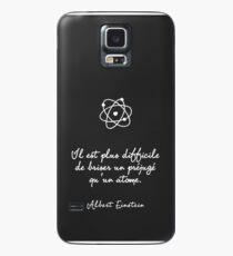 Einstein citation Case/Skin for Samsung Galaxy