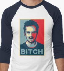 Pinkman, Bitch! Men's Baseball ¾ T-Shirt