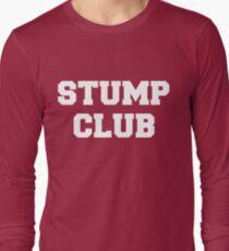 Stump Club Fall Out Boy Long Sleeve T-Shirt