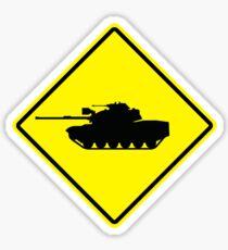 Tank - M60 Patton Sticker