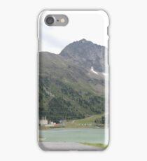 Mountain Lake, Austria iPhone Case/Skin
