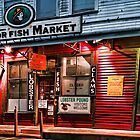 Harbor Fish Market by Richard Bean
