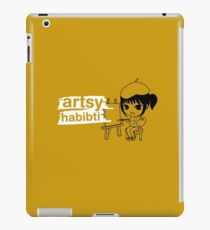 Artsy Habibti iPad Case/Skin