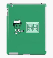 Man Of Hikmah. iPad Case/Skin